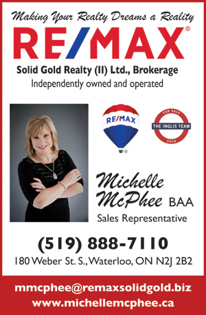 MIchelle McPhee ReMax