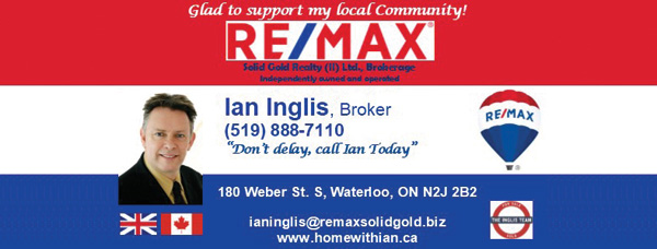 ReMax Solid Gold Ian Inglis