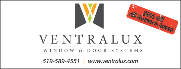 Ventralux WIndow & Door Systems